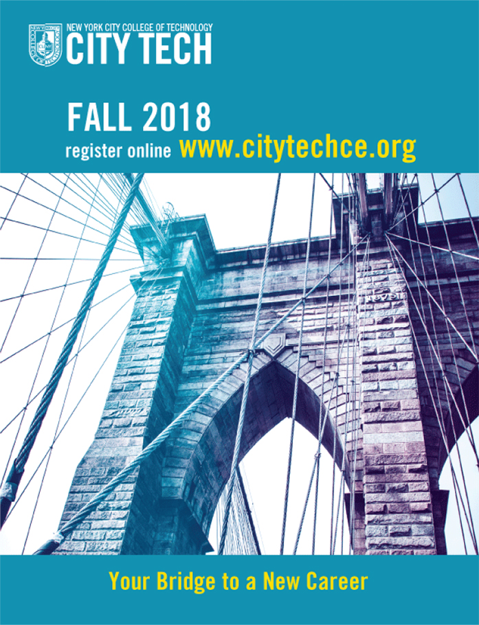 Continuing studies center city tech fall 2018 bulletin malvernweather Images