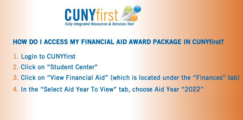 Financial Aid - City Tech
