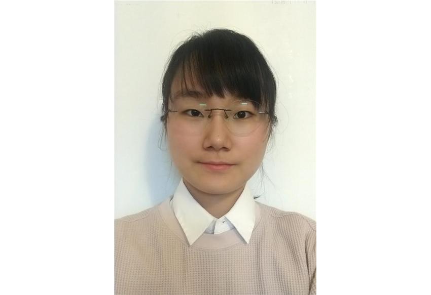 Xiaona Zhou, Salutatorian of the class of 2020-2021