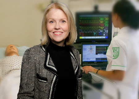 City Tech Nursing Professor Named National GEM Award Finalist